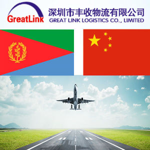 Air Shipping Company From Shenzhen/Shanghai/Beijing of China to Eritrea