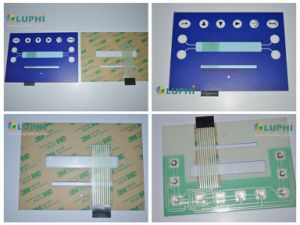 Control Keyboard Pet Printing Circuit Membrane Switch pictures & photos