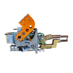 110kVA X Shaped Robotic Electrode Welding Machine