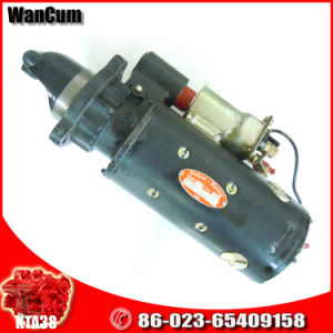 China Supply Cummins K38 Diesel Engine Part Starting Motor 3636817 pictures & photos