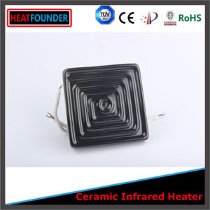 Excellent Infrared Ceramic Heater Plate Ceramic Heating pictures & photos