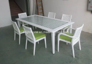 Wicker Furniture Outdoor Module Sofa Restaurant Furniture pictures & photos