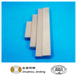 High Hardness Tungsten Carbide Strip, Solid Carbide Flat Strips pictures & photos