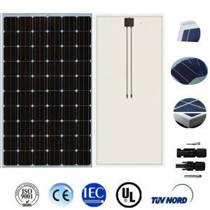 220W Mono Solar Panel for Solar System pictures & photos