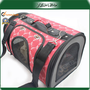 Waterproof Custom Design Logo Print Breathable Pet Carrier pictures & photos