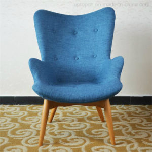 Hotel Chaise Lounge Fabric Upholstered Chair of Grant Featherston (SP-HC389) pictures & photos