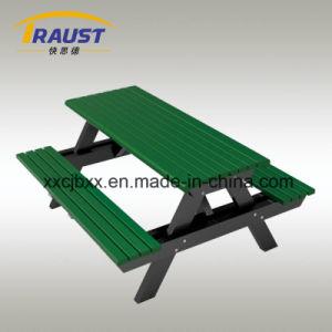 Outdoor Aluminum Bench & Table/Garden Bench/Patio Bench pictures & photos
