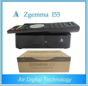 Linux IPTV Set Top Box Baesed Linux OS Bcm7362 Dual Core Zgemma I55 pictures & photos