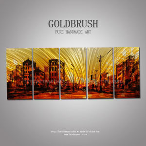 Modern Design Metal Wall Art Decor for City Lights pictures & photos