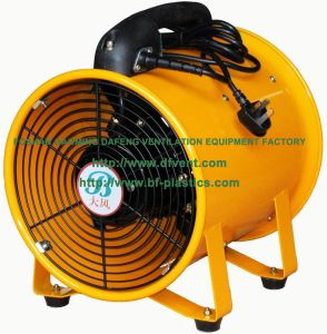 Portable Ventilator Axial Blower Workshop Extractor Fan 220-240V pictures & photos