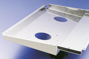 Custom Sheet Metal Fabrication with Stamping, Bendind, Welding, Punching (GL031) pictures & photos