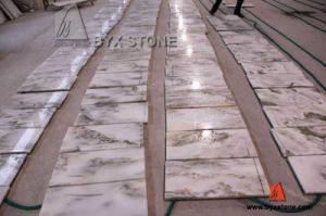Green Cloud Marble Onyx Tile for Floor and Wall pictures & photos