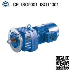 Equivalent with Sew R Series Speed Reducer Inline Helical Gearbox pictures & photos