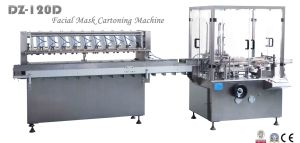 Automatic Facial Mask Cartoning Machine Packaging Machine in Custom Folding Cartons for Pouches pictures & photos