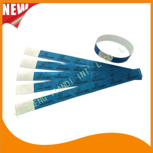 Tyvek Entertainment Custom Party VIP Paper ID Wristbands (E3000-1-40) pictures & photos