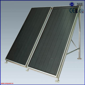 High Efficiency Pressurized Flat Plate Panel Solar Collector pictures & photos