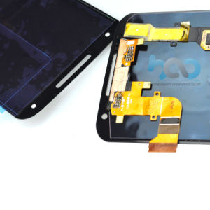 Mobile Phone Replacement LCD for Moto X2 Touch Screen Assembly pictures & photos