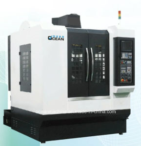 High Efficiency CNC Metal Processing Machine with Rotary Axis (RTM800 SHMC) pictures & photos