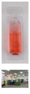 Rigid Plastic PVC/PVDC Film for Pharmaceutical