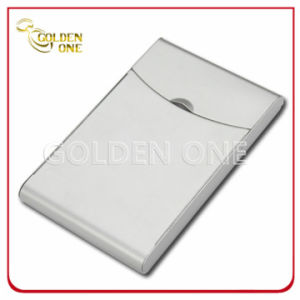 High Quality Folding Flip Type Metal Crdit Card Holder pictures & photos