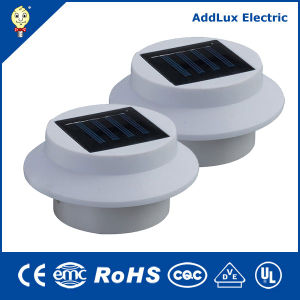 2xaaa 1.2V Ni-MH 2W Warm White LED Solar Panel Light pictures & photos
