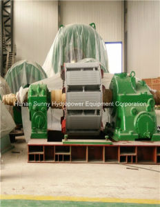 Kaplan/Propeller Hydro (Water) -Turbine Generator 1~5MW/ Hydroturbine/ pictures & photos