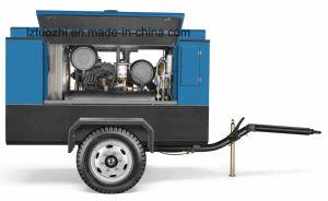 Atlas Copco Liutech 300cfm 14bar Blasting Portable Air Compressor pictures & photos