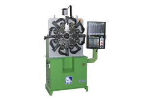 Frequently-Used Automatic CNC Spring Forming Machine with 3 Axis Spring Machine pictures & photos