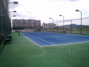 Colorful Paint Coating of Stadium Tennis Surface pictures & photos