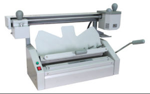 Manual Perfect Binding Machine Perfect Binder pictures & photos