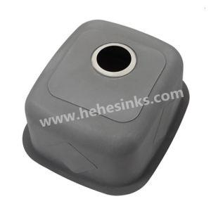 Brush Finish Stainless Steel Kitchen Sink, Bar Sink, Wash Hand Sink (4742) pictures & photos