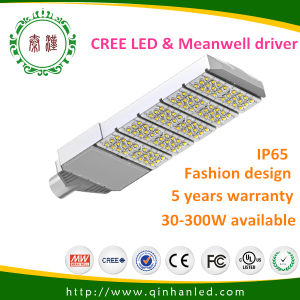 Dlc Approved IP65 LED Street Light with 5 Years Warranty (QH-STL-LD30S-30W) Qh-Stl-Ld150s-180W pictures & photos