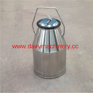 Stainless Steel Milking Bucket for Milking Machine pictures & photos