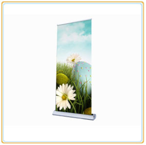 Heavy Duty Outdoor Advertising Pop up Banner Stand pictures & photos
