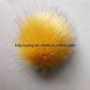 Elegant Fake Fur Ball Faux Fur POM POM for Girls pictures & photos