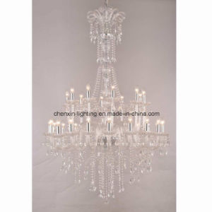Big Size Hotel Project K9 Crystal Chandelier Hanging Lighting pictures & photos