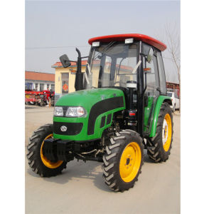 65HP 70HP 75HP Farm Tractor Manufacturer with Front End Loader pictures & photos