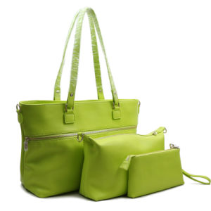 Newest Spring Fashionable Design 3 in 1 Collection of Ladies Handbag pictures & photos