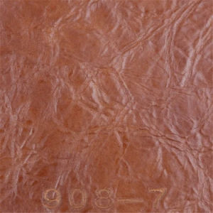 Factory Direct Quality Assurance PVC Synthetic Furniture Upholstery Leather pictures & photos