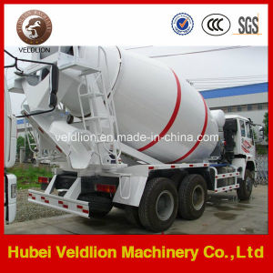 HOWO 6X4 8 Cubic Meter Concrete Mixer Truck pictures & photos