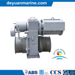 Rescue Boat Winch for Ship Use pictures & photos