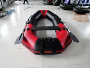 2016 Hot Sale Inflatable Boat Rafting Boat Fishing Boat pictures & photos