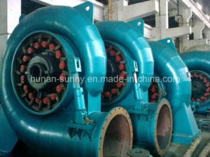Hydro (Water) Francis Turbine / Hydropower Turbine pictures & photos