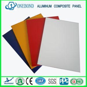 PVDF Aluminum Composite Panel Cladding pictures & photos