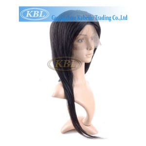 Convenient Indian Full Lace Wig Hot Sale pictures & photos