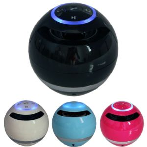 Wholesale Wireless Portable Active Car Speaker for Phone PC pictures & photos