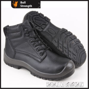Industrial Leather Safety Shoes with S3 Standard (Sn5330) pictures & photos