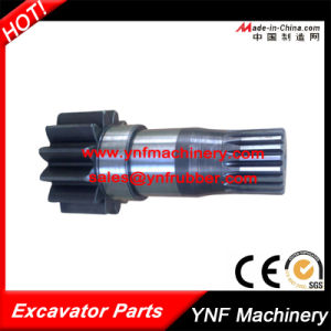 Excavator Swing Pinion Shaft Gear Parts E200b pictures & photos