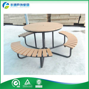 China 2015 Hot Sale Outdoor Table And Bench Seat Table