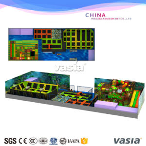 Ocean Playground Indoor Plastic Toys for Hot Selling pictures & photos